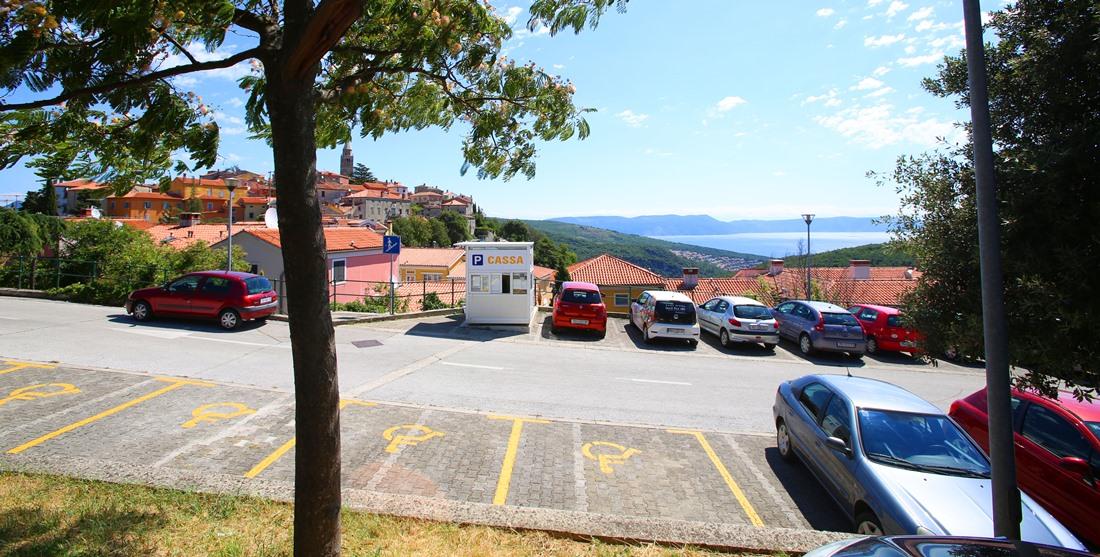 labin 2000 Održavanje i naplata parkirališnih mjesta