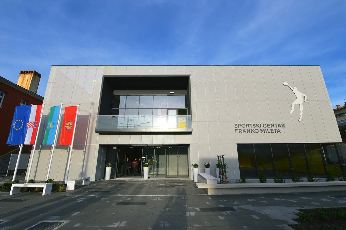 Sportski centar Franko Mileta